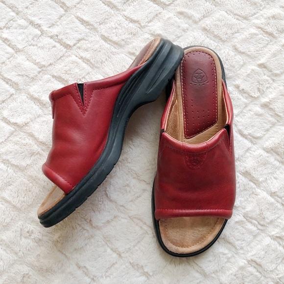 bc9c45bd36ab Ariat Shoes - ARIAT Bridgeport Slides